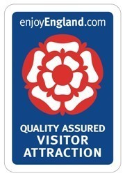EnjoyEngland quality assured visitor attraction