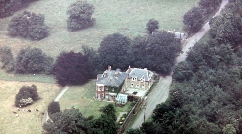 Hollingside House in 1964