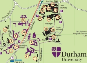 Careers & Enterprise Centre : Local Information - Durham ...