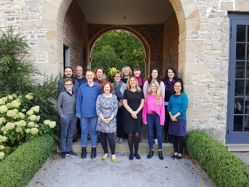 CRiVA members at our latest away day in October 2018