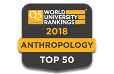 Anthropology QS Rankings 2017