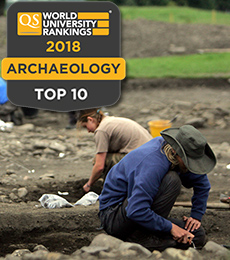 QS 2018 Ranking GeographyArchaeology