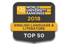 English QS Rankings 2018