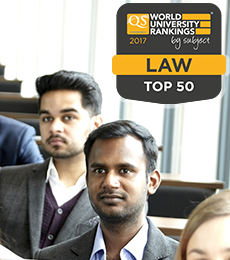 Law QS Rankings 2017