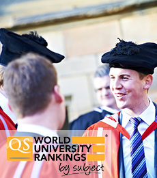 2017 QS World Subject Rankings