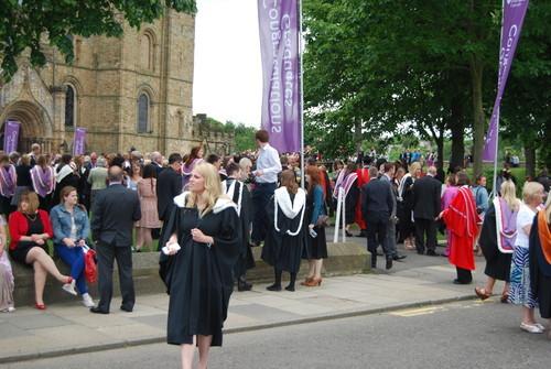 Ceremonies Unit : Congregation (Graduation) - Durham University