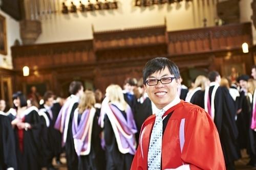 Ceremonies Unit : Before Congregation - Durham University
