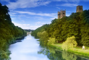 Durham Cathedral from the River Wear