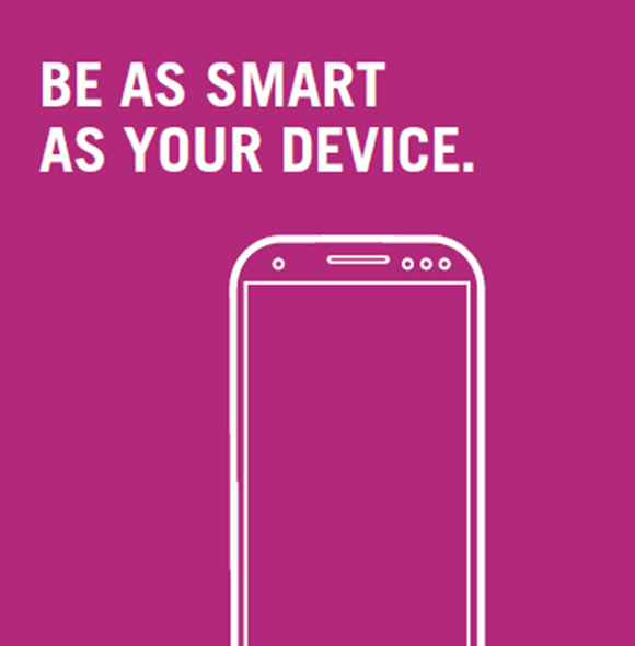 Be as smart as your device