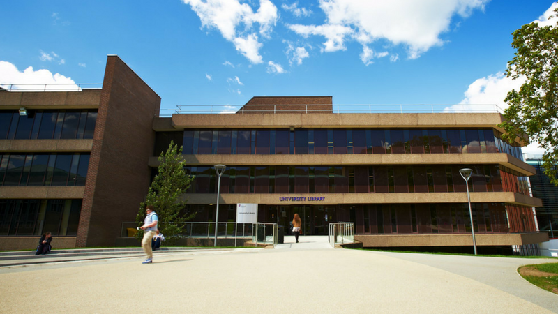 Things NOT to do in the Bill Bryson Library | Her Campus