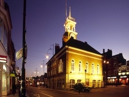 Stockton by night