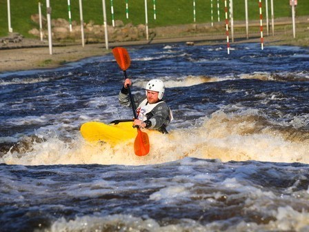 Tees Barrage White Water Course