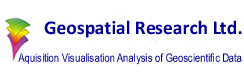 Geospatial Research Website