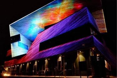 Cosmic Architecture at Lumiere Durham 2019