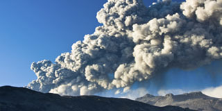 Investigating the effects of volcanoes on climate
