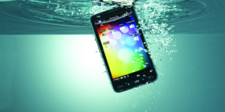 Smartphone 'dunking protection' technology shortlisted for award
