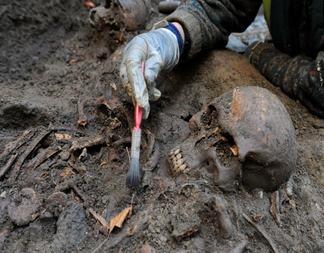 Scottish soldiers' remains to be laid to rest in Durham
