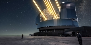 Durham's role in world's largest telescope