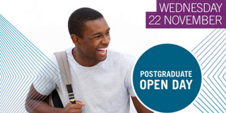 Register for our Postgraduate Open Day