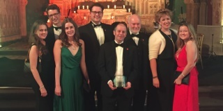 College volunteering wins Green Gown Award