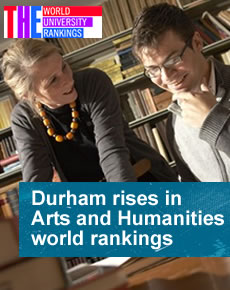 Durham rises in Arts and Humanities world rankings