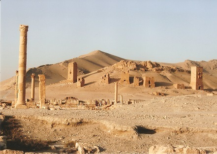 Roman Tower Tombs at Palmyra, Syria