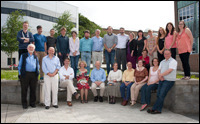 Archaeology Staff June 2014