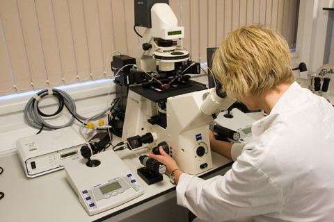 Department Of Biosciences Micro Manipulator