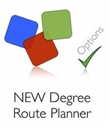 New Degree Route Planner