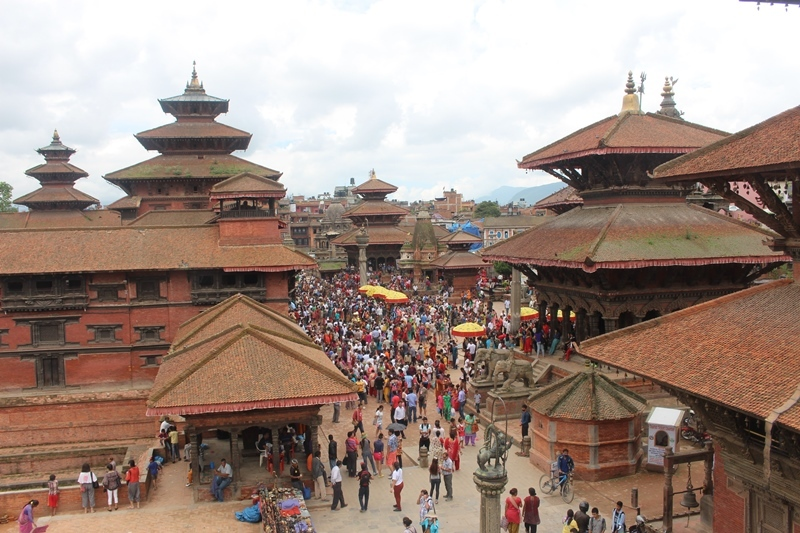 Nepal Earthquake: update on the current state of UNESCO World