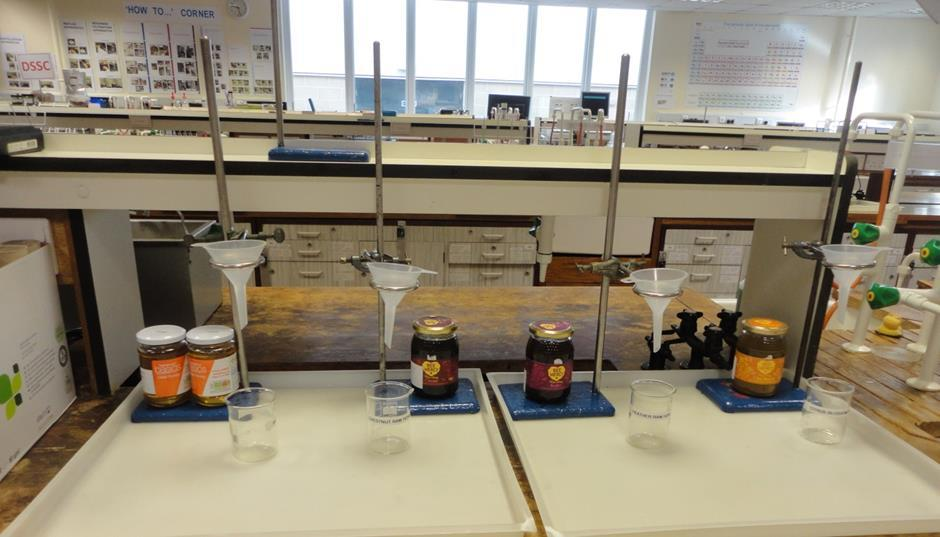 Department Of Chemistry The Practicals Durham University