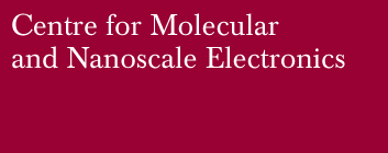 Centre for Molecular and Nanoscale Electronics