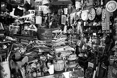 Bric-a-Brac (needs sorting), via Kevin Utting on Flickr
