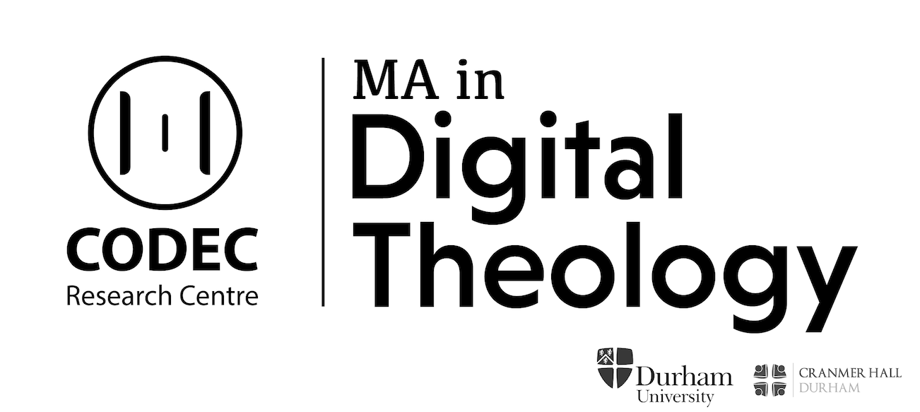 MA in Digital Theology
