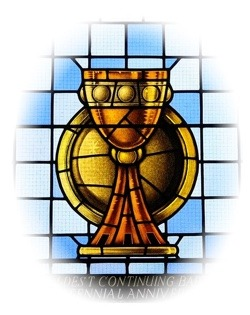 Sacraments (stained glass window)