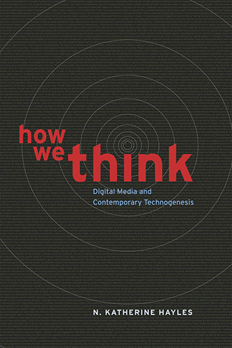 Book Cover: How We Think