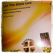 Let the Bible Live front cover
