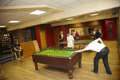 Collingwood games room
