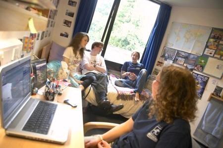 Trevelyan College Undergraduate Accommodation Durham