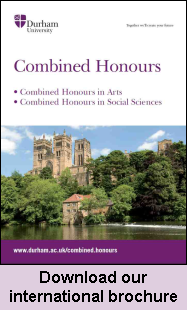 Download the Combined Honours brochure for international students