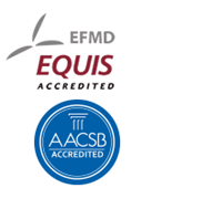 The School is accredited by AACSB and Equis