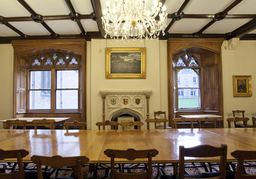 The formal dining room / boardroom