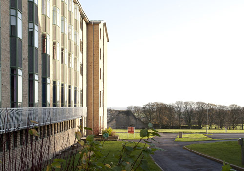 Accommodation: teaching rooms and offices