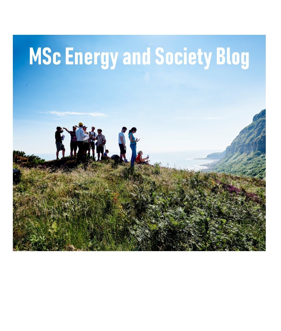 Welcome to the MSc Energy and Society blog. Students from around the world are participating in the programme, to understand what the world's current energy challenges are, how to understand them from different perspectives and how to address them.