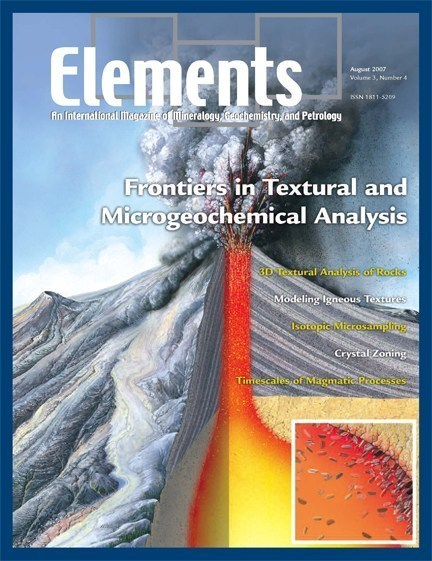 Elements Magazine front cover