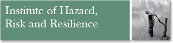 Institute of Hazard, Risk and Resilience Link Button