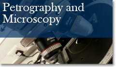 Petrography and Microscopy Link Banner