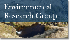 Environmental Research Group link button