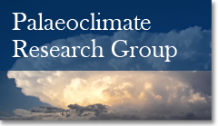 Palaeoclimate Research Group link button