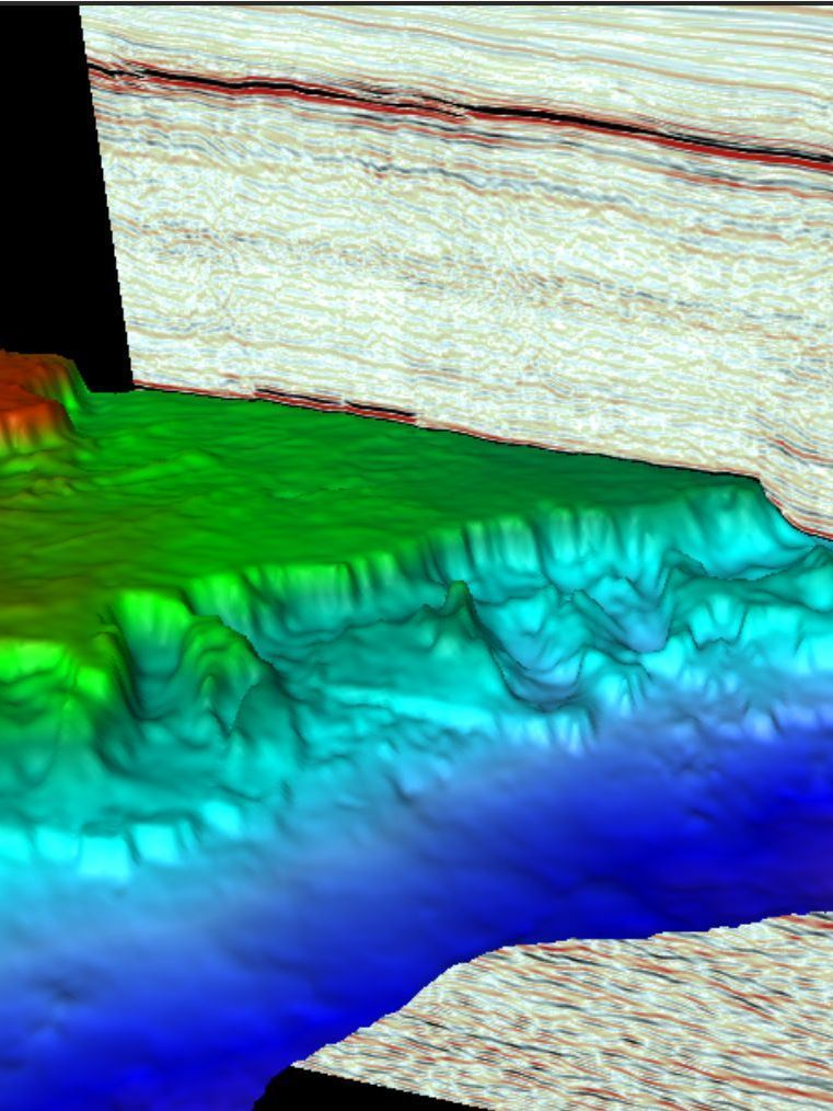 3D seismic imaging of subsurface volcanic regions